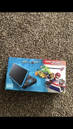 New Nintendo 2DS XL with Mariokart 7 bundle for Sale in St. Petersburg, FL