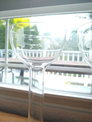 3 Beautiful Princess House Candle stands/floats for Sale in Woodinville, WA