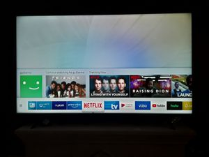 Samsung 75 inches great condition , originally priced at $2,400 for Sale in Hialeah, FL