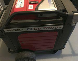 Honda EU7000IAT1 / - Very Nice Portable Generator for Sale in Austin, TX