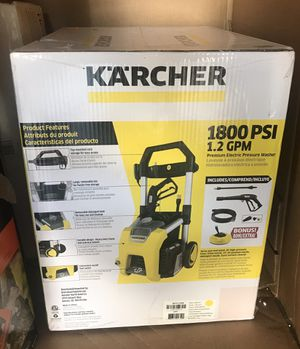 Karcher 1800 PSI Pressure Washer for Sale in Columbus, OH