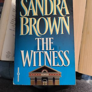 The Witness, Sandra Brown, Paperback for Sale in Auburn, WA