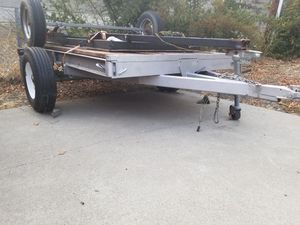 5X9 deck flatbed trailer for Sale in Concord, CA