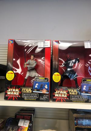 Star Wars collectible toys. for Sale in Arlington Heights, IL