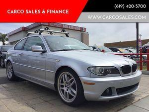 2004 BMW 3 Series for Sale in Chula Vista, CA