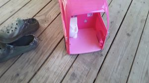 I'm selling my grandbabies barbie camper for Sale in New Caney, TX