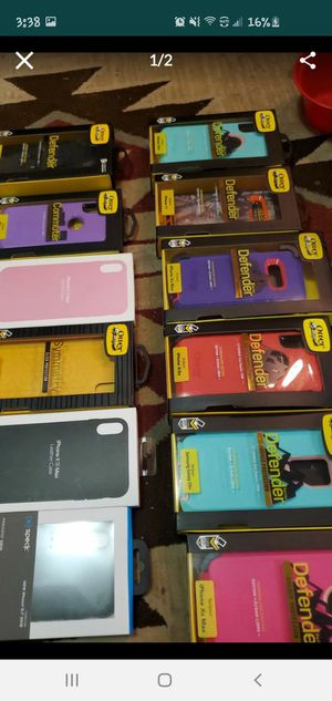 otter boxes for sale for Sale in Columbia, MO