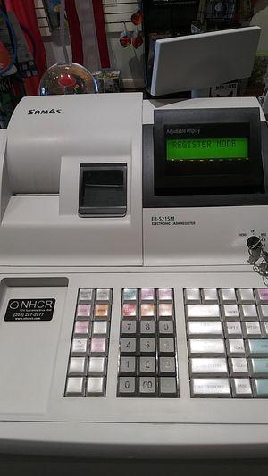 SAM4s ER-5215M Electronic Cash Register for Sale in Branford, CT