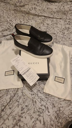 Gucci slip ons for Sale in Los Angeles, CA