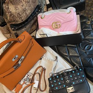 Designer Bags Must Go Open To Offers for Sale in Renton, WA