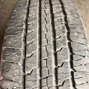 Set Of 2 Used 265/70R17 Goodyear Wrangler Fortitude HT 85% Life for Sale in Oak Park, IL