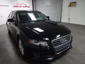 2009 Audi A4 for Sale in Tampa, FL