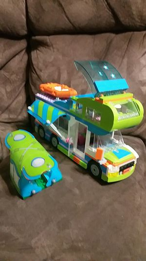 Lego Friends Camper RV Van for Sale in Pearland, TX