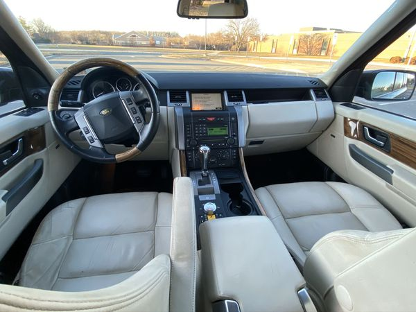 2008 Land Rover Range Rover HSE Sport