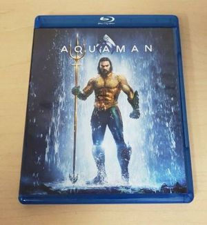 AQUAMAN BLU-RAY & DVD MOVIE for Sale in Acworth, GA