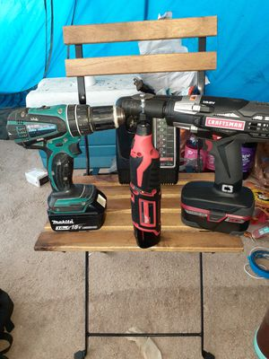 Power tools combo deal!! for Sale in Los Angeles, CA