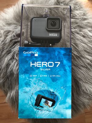 GoPro Hero 7 Silver new for Sale in Rockville, MD