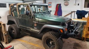 1997 Jeep Wrangler TJ for Sale in Arlington, WA