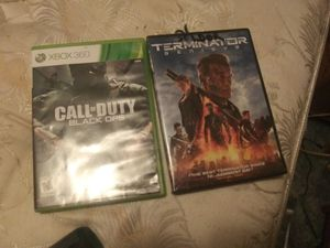 Movie and game for Sale in Lincoln, NE