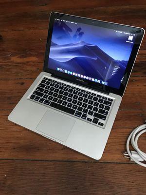 """MacBook Pro 13"""" 240GB Soild-State/6GB Mojave & Programs for Sale in S CHESTERFLD, VA"""