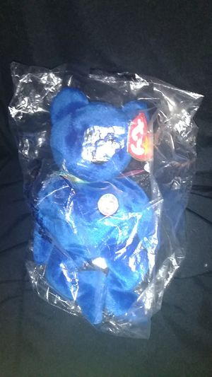 Royal Blue Official Clubby Beanie Baby for Sale in Mountlake Terrace, WA