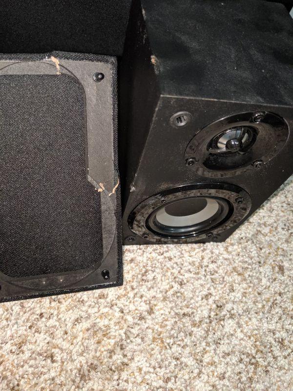 5.1 Monoprice Premium Speakers