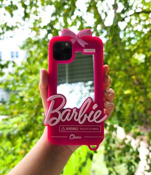 IPHONE 11 PRO MAX MIRROR CASE - BARBIE for Sale in Fairfax, VA