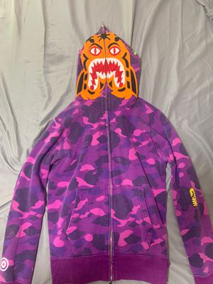 Tiger Edition Bape Jacket for Sale in Woodbridge, VA