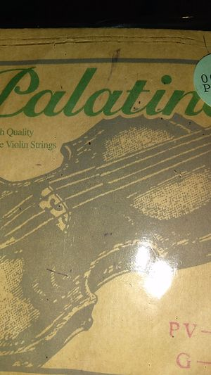 Violin straight G string for Sale in Bakersfield, CA