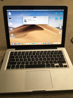MacBook Pro mid 2012 for Sale in Sunnyvale, CA