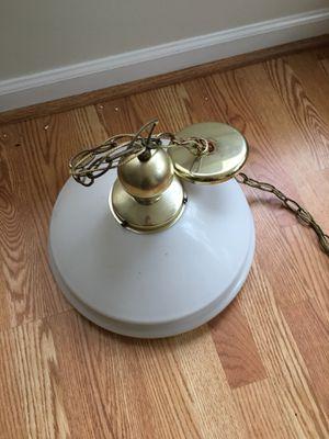 Dining area hanging light(chandelier) for Sale in Ashburn, VA