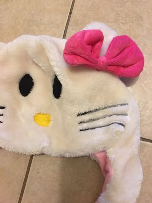 Hello kitty hat $10 for Sale in Mesquite, TX