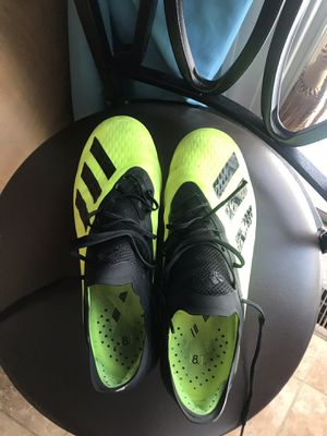 Soccer cleats, Size 8 for Sale in Ashburn, VA