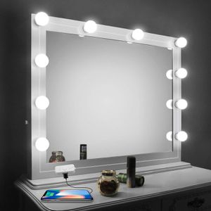 Vanity Mirror Lights Kit,LED Lights for Mirror with Dimmer and USB Phone Charger,LED Makeup Mirror Lights Kit for Sale in Fontana, CA