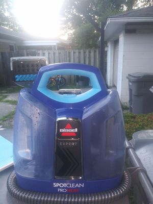 Bissell spot clean expert series Proheat for Sale in Indianapolis, IN