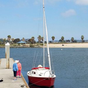 Sailboat For Sale 19Ft West Wight Potter for Sale in Santee, CA
