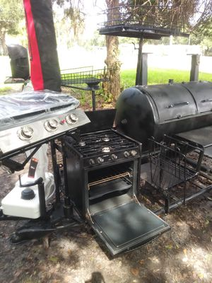 Custom Food Trailer w/Oven+Griddle!! for Sale in Palmetto, FL