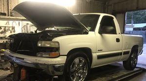 """1999 CHEVY """" Swb """" Truck w/ 20"""" wheels Asking $3500...obo for Sale in Breaux Bridge, LA"""
