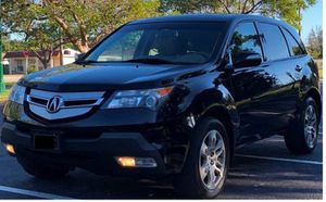 Excellent. Acura MDX 2009 Black SUV Great Wheels for Sale in Tucson, AZ
