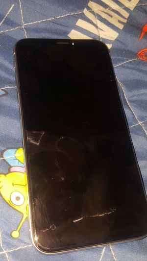 I have a iPhone x for sell for Sale in The Bronx, NY