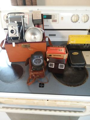 Vintage cameras for Sale in Lock Haven, PA