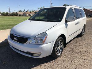 2014 Kia Sedona Ex for Sale in Phoenix, AZ