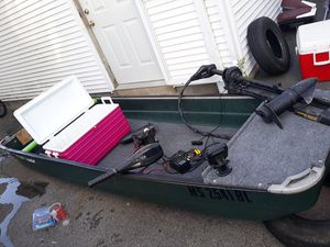 12ft Colman crawdad for Sale in Fall River, MA