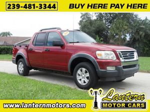 2010 Ford Explorer Sport Trac for Sale in Fort Myers, FL
