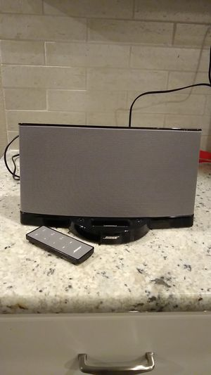 Bose SoundDock Series II Speaker with Remote for Sale in Portland, OR