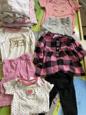 Girls 6-9month bundle for Sale in Riverview, MI
