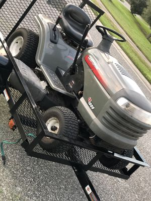 $600 Riding mower for Sale in Odessa, FL