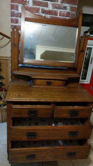 Antique dresser for Sale in Wenatchee, WA