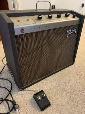 1964 Gibson Scout Amp for Sale in Kennewick, WA