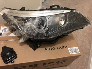 Brand new 2008 bmw 550i halogen headlights. Pair for Sale in Hyattsville, MD